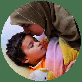 Framgångsrikt flyktingmottagande